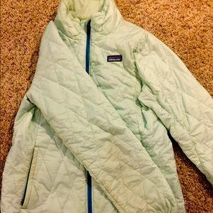 Patagonia puffer jacket